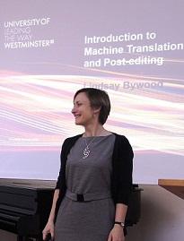 Picture of Dr Lindsay Bywood