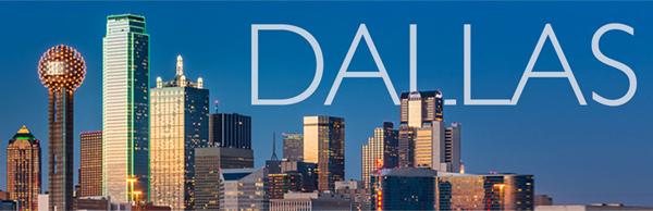 Dallas city-scape