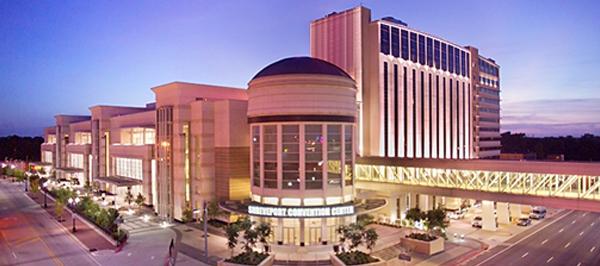 Photo of the Hilton Shreveport Hotel