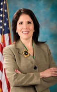 Lt. Governor Evelyn Sanguinetti 2016 Freedom Award Recipient