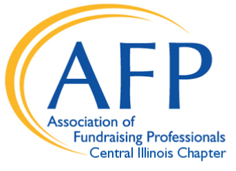Logo of the Association of Fundraising Professionals