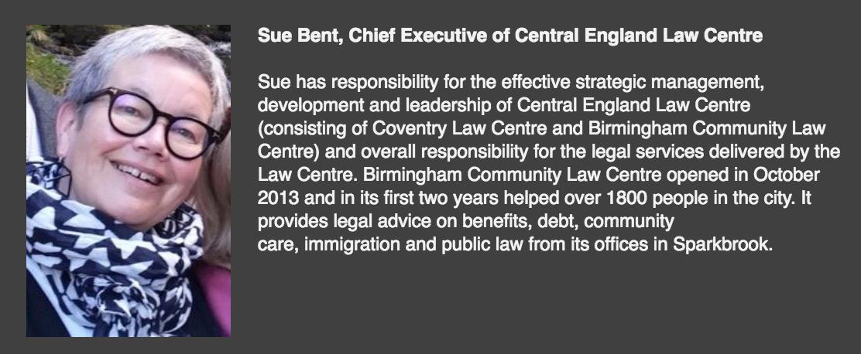 Sue Bent