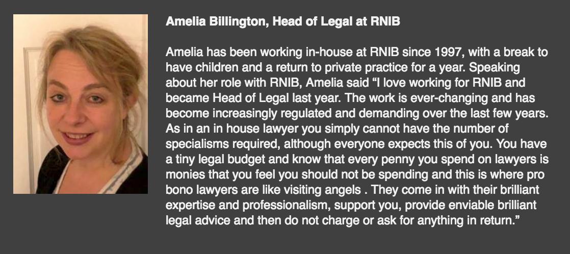Amelia Billington