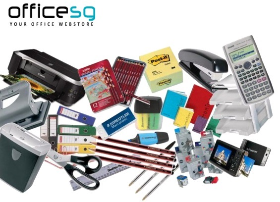 Office Stationery Supplies Singapore