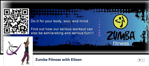 Find Us On Facebook @ ZumbaWithEileen