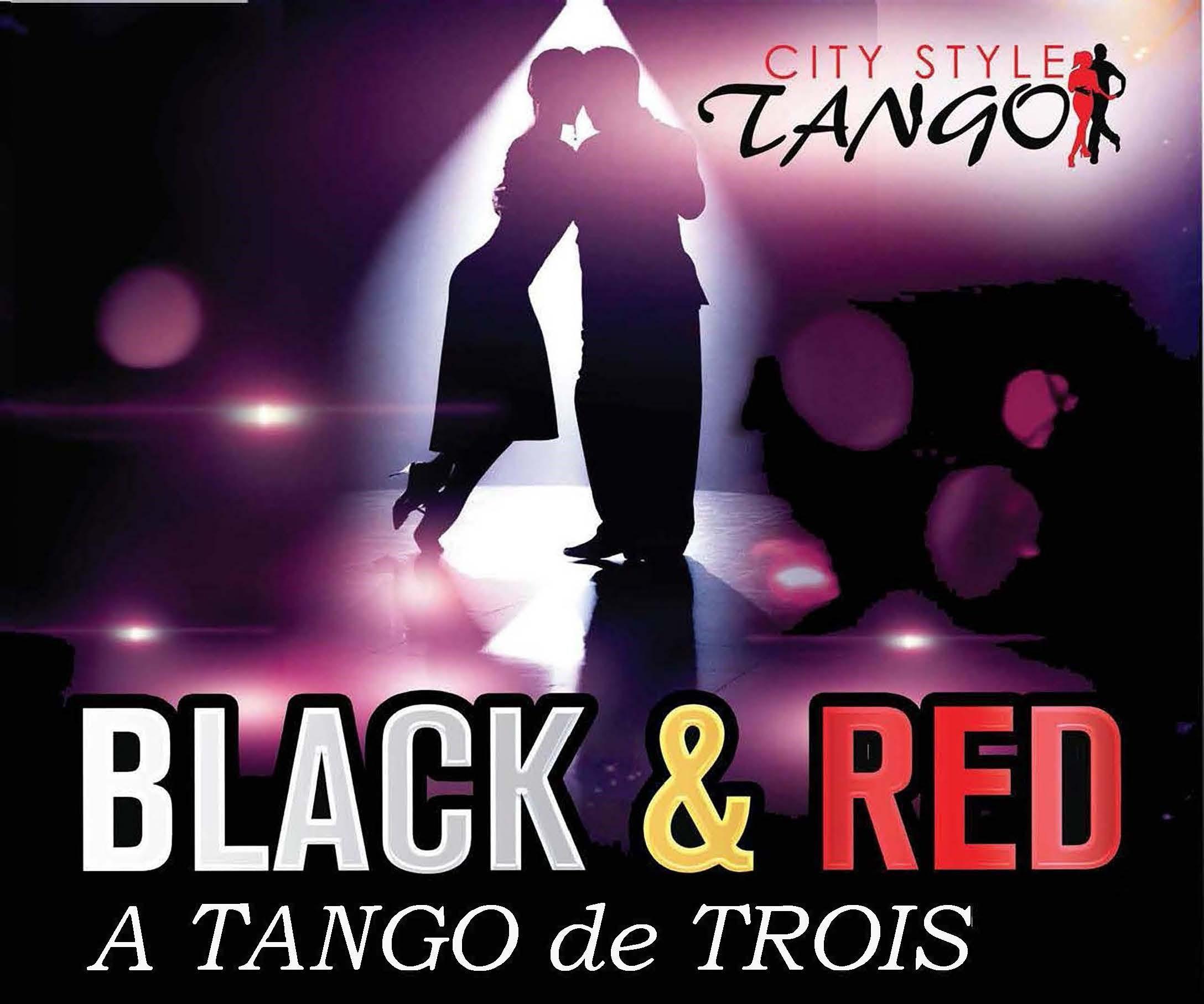 Black & Red: A Tango de Trois
