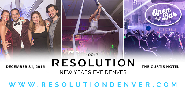 Downtown Denver New Years Eve