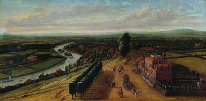 Leonard Kniff 1650-1721