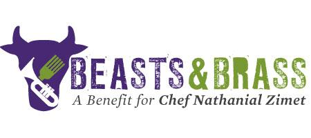 BEASTS & BRASS ::  A BENEFIT FOR CHEF NATHANIAL ZIMET