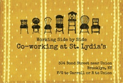 Coworking at St. Lydia's