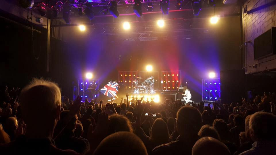 one night of queen - uea lcr image
