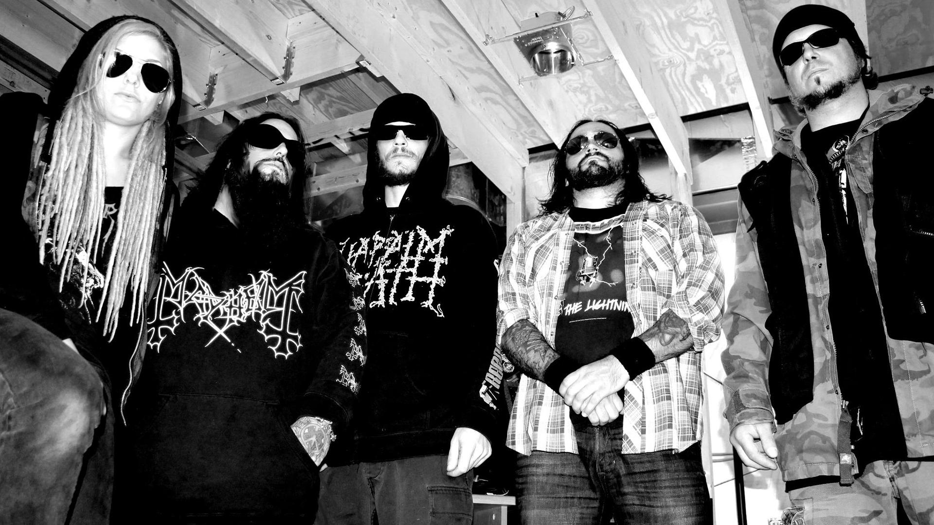 necrophagia band