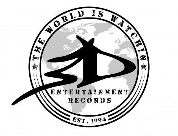 3D Entertainment Logo
