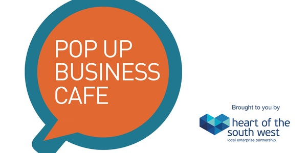 Pop Up Business Cafe booking