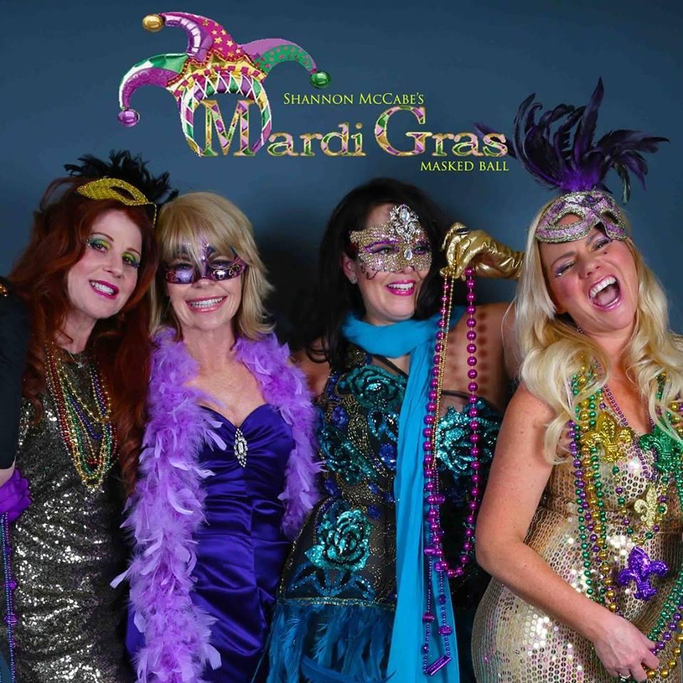 Mardi Gras Masked Ball - Old Sacramento Feb 10th