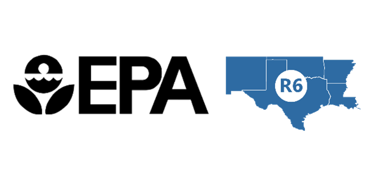 EPA logo and Region 6 image