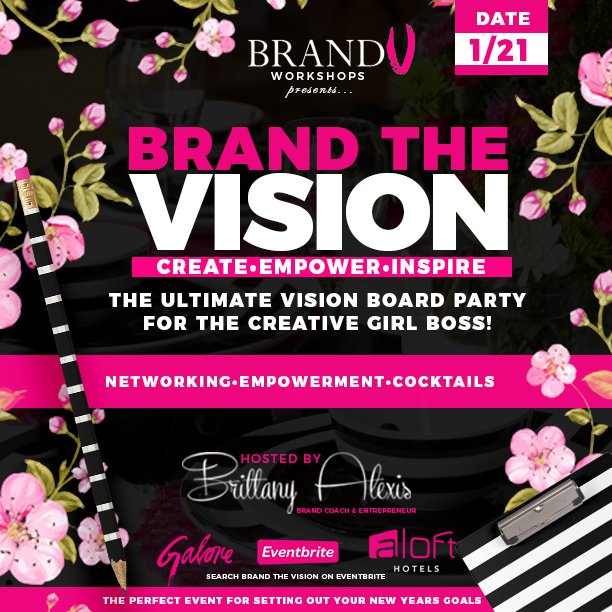 Hive - Business Social and Commerce Netwok |Events Vision Board