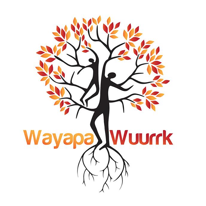 Wayapa Wuurrk Logo