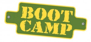 Admissions Boot Camp
