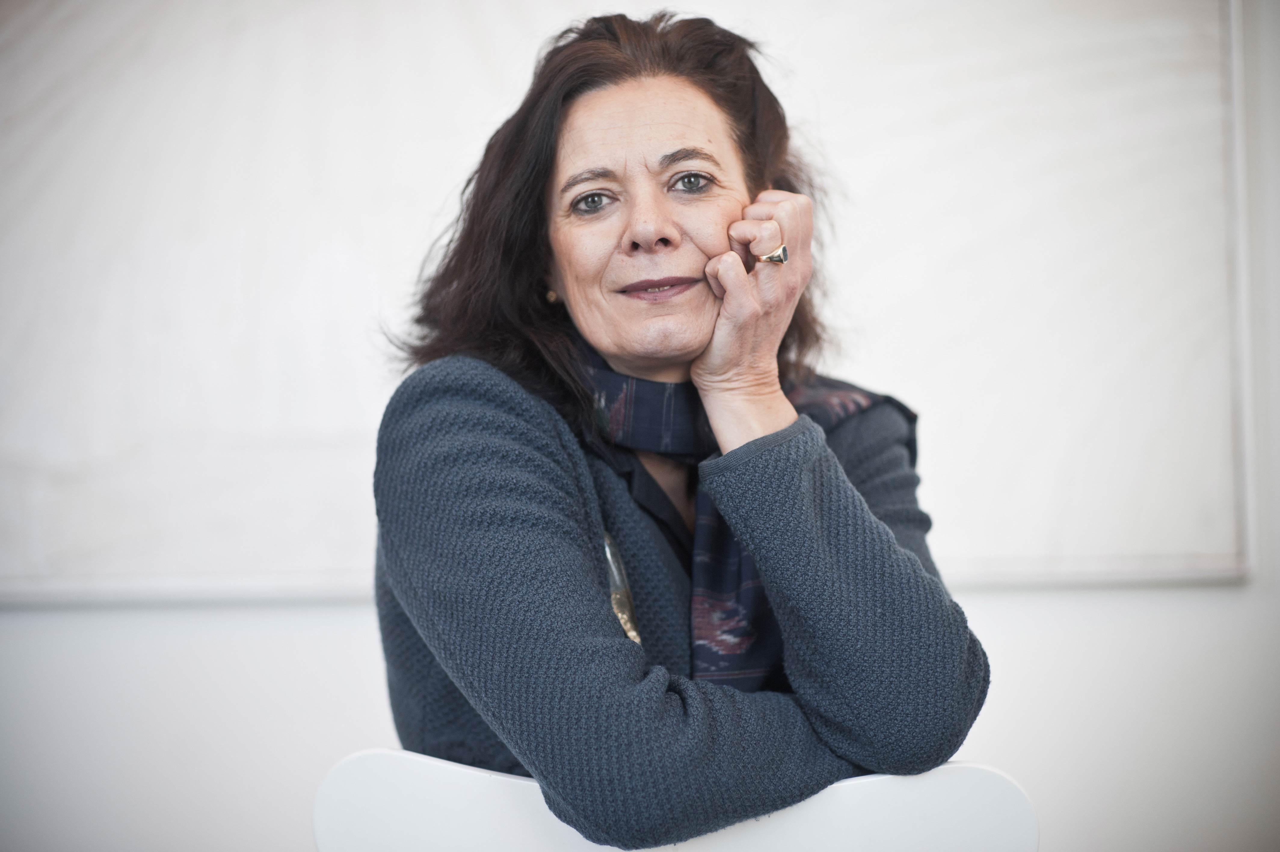 Portrait Louise Fresco
