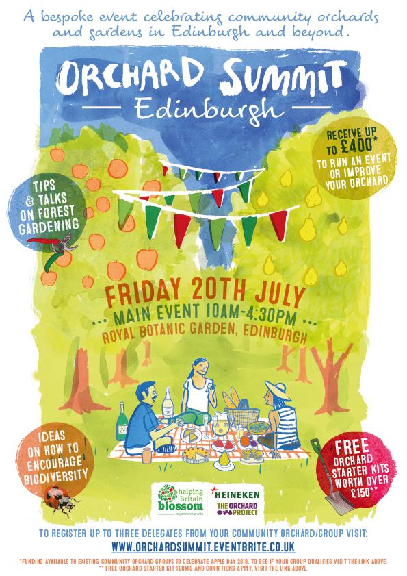 Orchard Summit Edinburgh