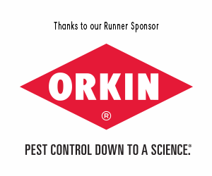 Orkin logo - Thank you