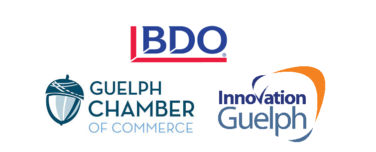 Jointly presented by BDO Guelph Chamber and Innovation Guelph