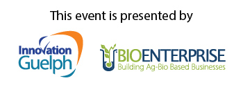 This event is presented by Innovation Guelph & Bioenterprise