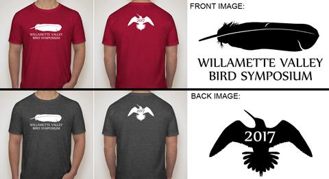 WVBS 2017 T-shirt Options