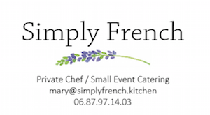 Simply French logo