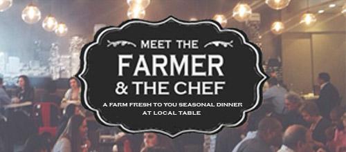 Farm Fresh To You Seasonal Dinner