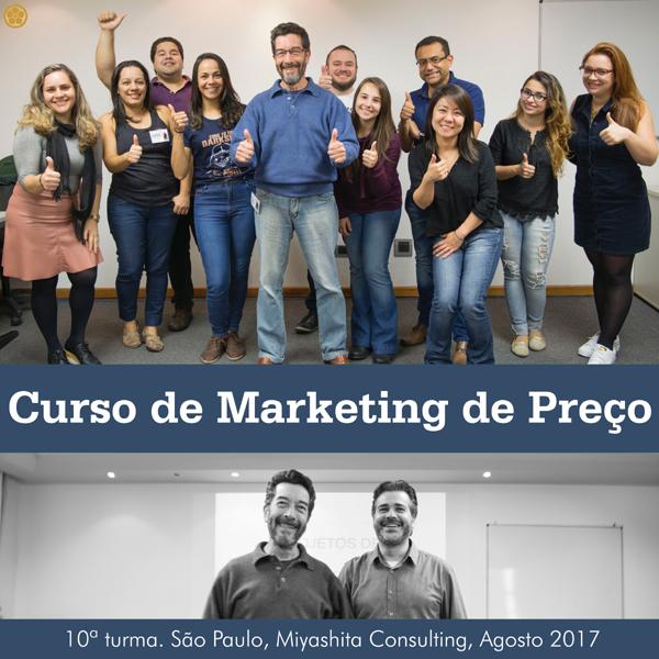 Curso de Marketing de Preço e Táticas de Precificação