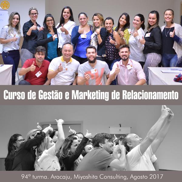 Curso de Gestão e Marketing de Relacionamento