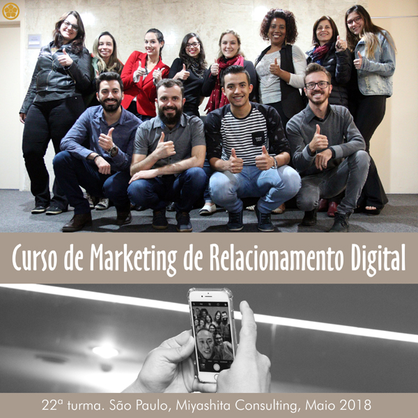 Curso de Marketing de Relacionamento Digital