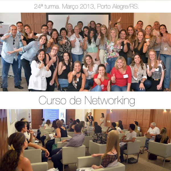 Curso de Networking e Marketing Pessoal - 24ª turma