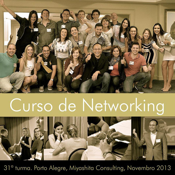 Curso de Networking e Marketing Pessoal - 31ª turma