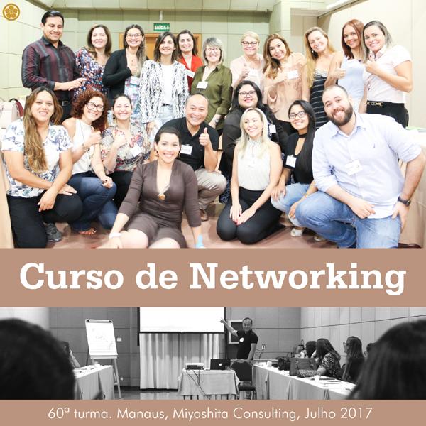 Curso de Networking e Marketing Pessoal em Manaus