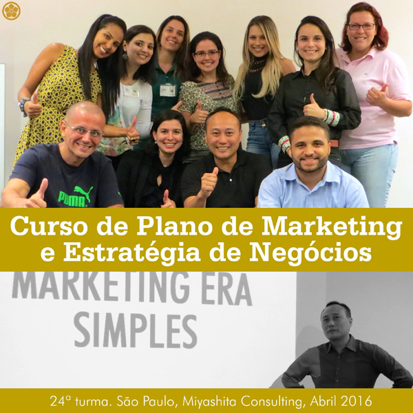 Curso de Plano de Marketing e Estratégia de Negócioso