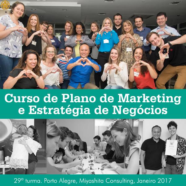 Curso de Plano de Marketing e Estratégia de Negócios