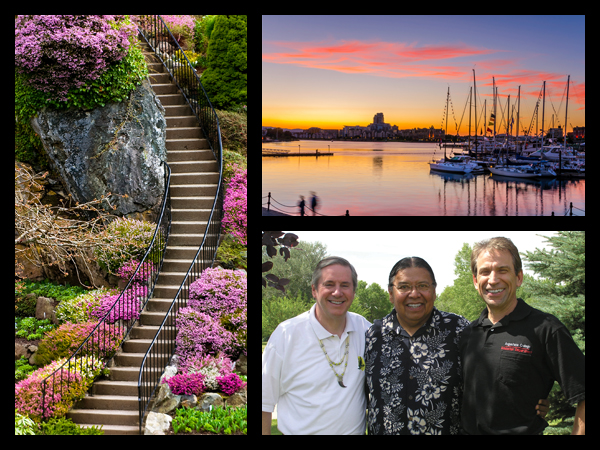 Join us in beautiful Victoria, British Columbia!