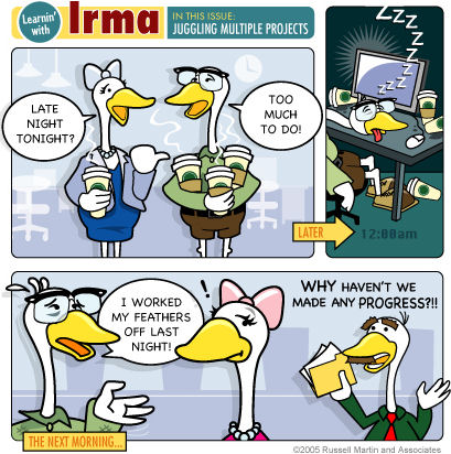 Irma cartoon