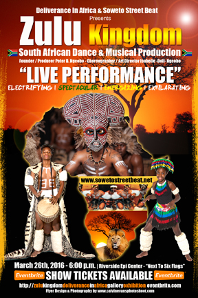 Soweto Street Beat Live Performace