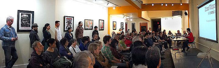 Eric Quezda Center for Culture & Politics