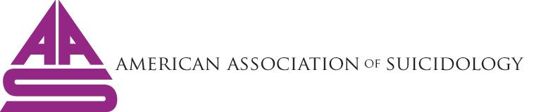 American Association of Suicidology Logo