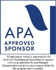 APA continuing education logo