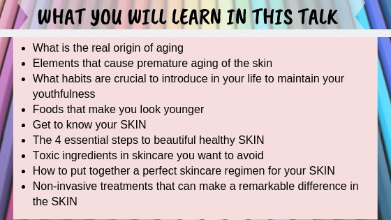 Skin talk with DOra