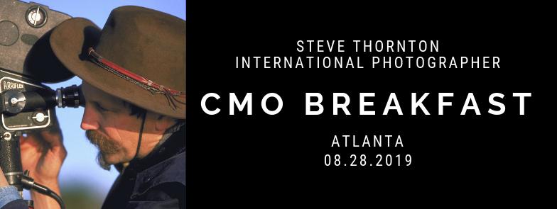 CMO Breakfast August 28, 2019 Beyond Words
