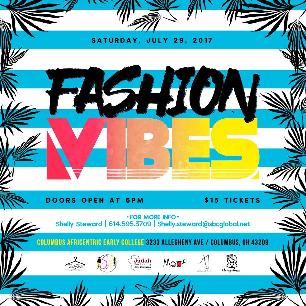 Fashion Vibes 2017 Mailer
