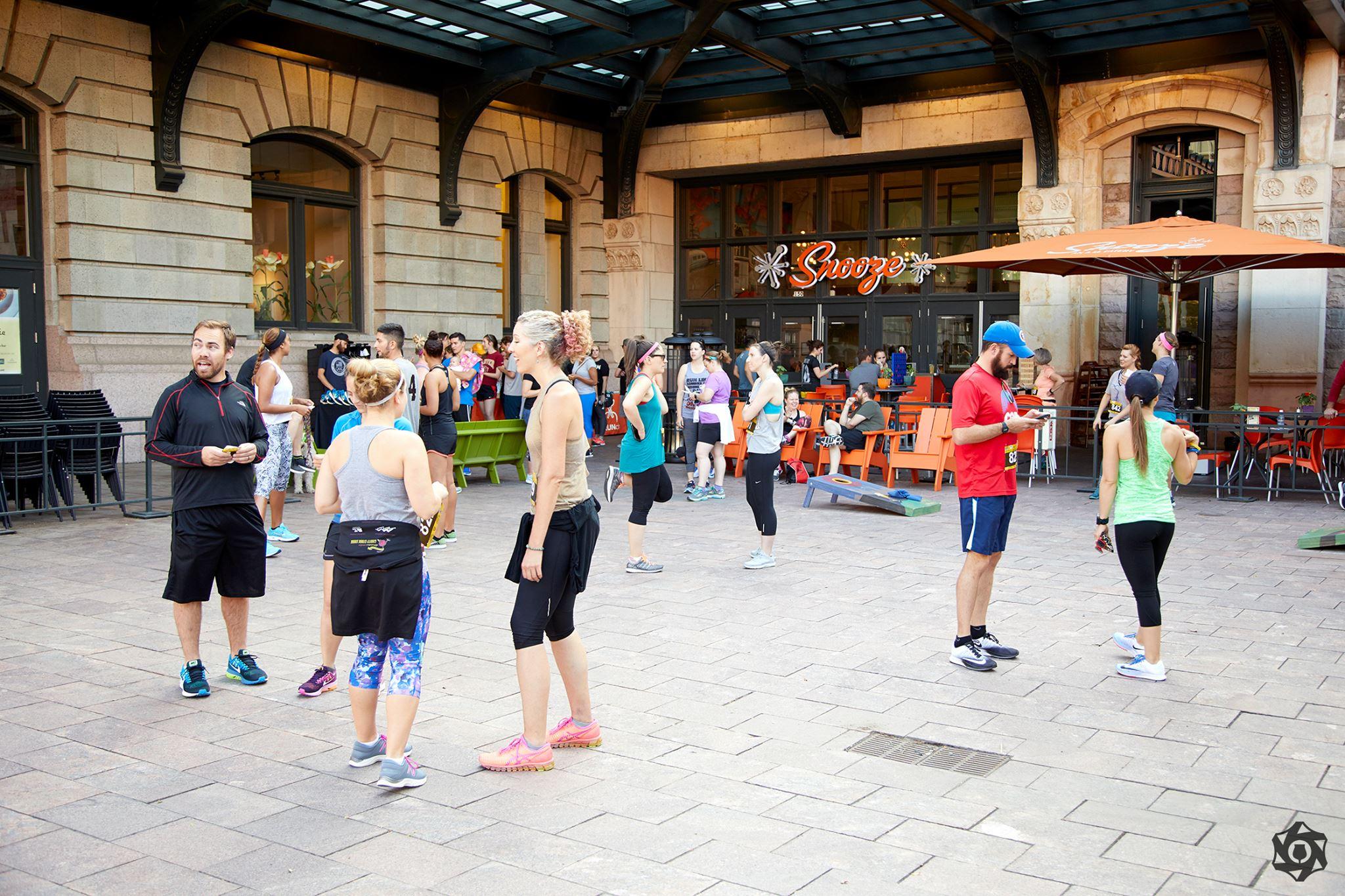brunchers denver runners union station