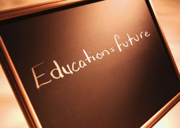 Education = Future blackboard